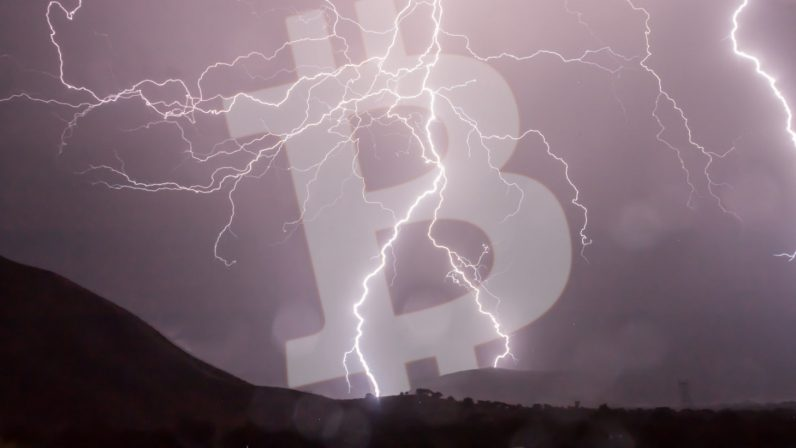 Lightning Network Scalability Bitcoin Blockchain Cryptocurrency Ethereum Lightning Payment 796x448