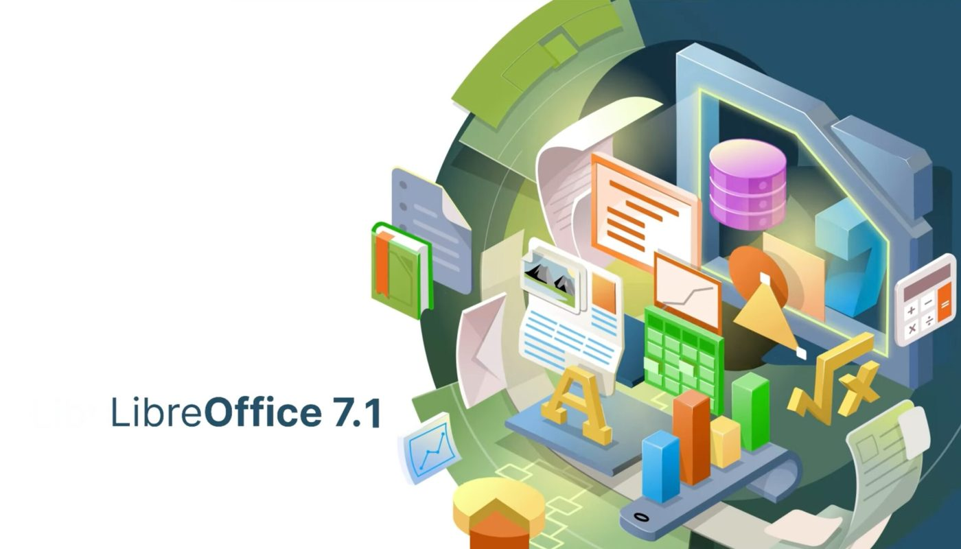 LibreOffice 7.1.3 Office Suite Released with More Than 100 Bug Fixes