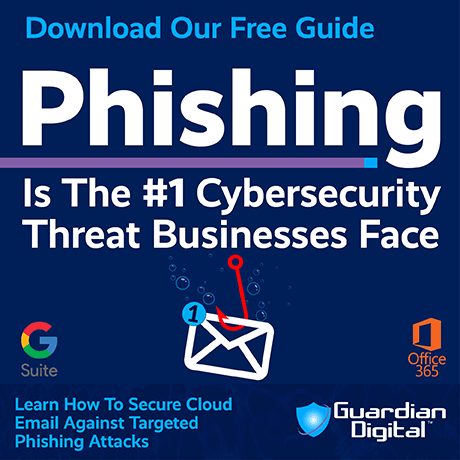 Phishing Is The #1 Cybersecurity Threat Businesses Face