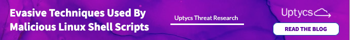 Uptycs Evasive Techniques 1625762577