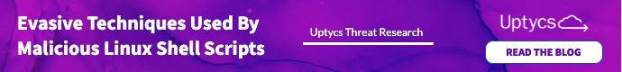 Uptycs Evasive Techniques 1625762783